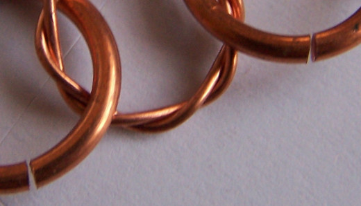 Tips for Soldering Silver and Copper: When soldering silver or copper, get the gap as small as possible.  Solder does not fill gaps, it joins seams.  Source: Author