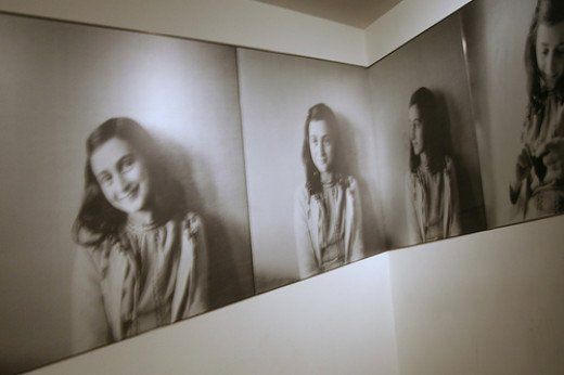 Anne Frank died in a Nazi concentration camp as a teen.