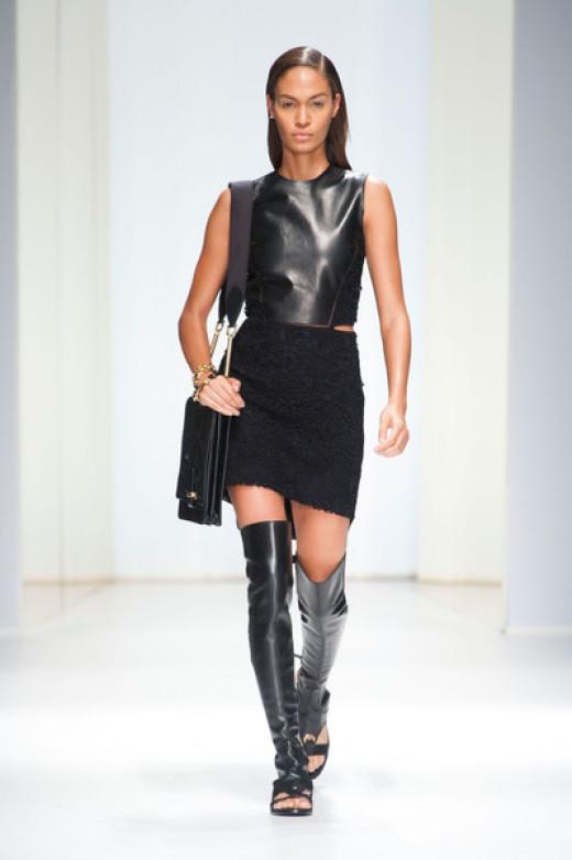 Salvatore Ferragamo at Milan Fashion Week Spring 2013 - StyleBistro
