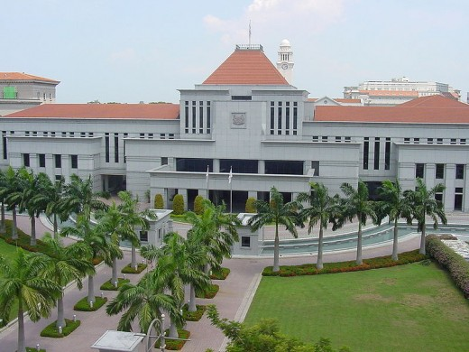 Singapore Parliament Buildings