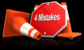 Four Common Small Business Finance Mistakes