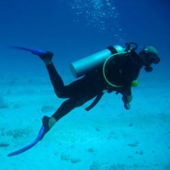 How pleasurable is deep sea diving?