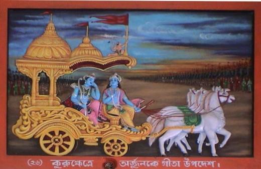 The Bhagvad Gita