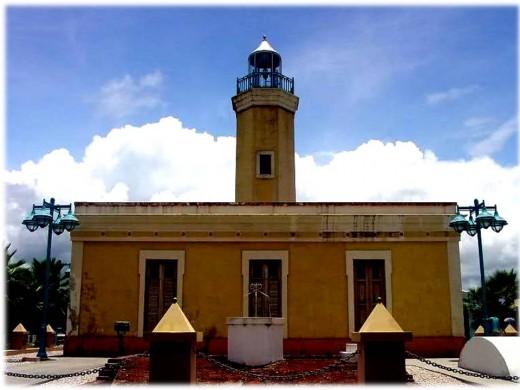 Arroyo Lighthouse