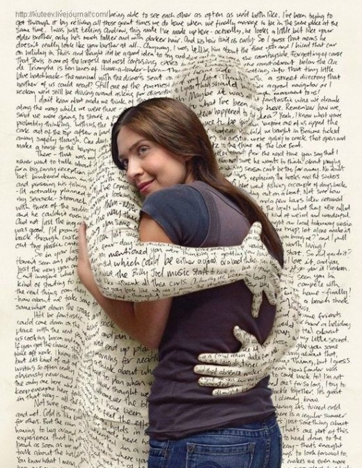 Words can charge you emotionally
