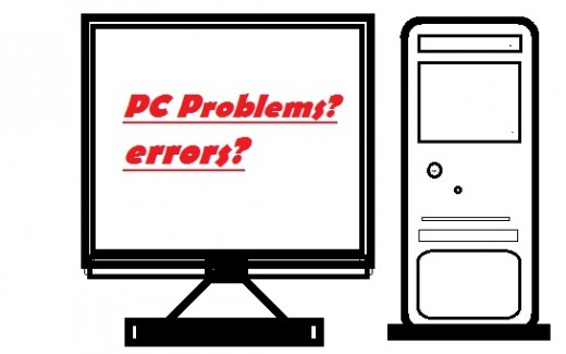 PC problem - easy repair and quick solution