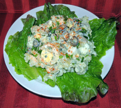 Potato Salad Recipe w Dill