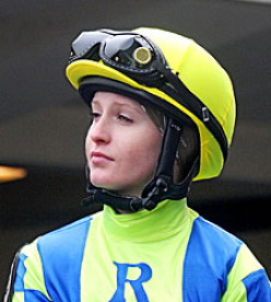 The best female jockey of all-time is Rosie Napravnik