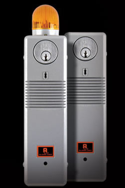 Alarm Lock PG21MS and PG21MSS with strobe light