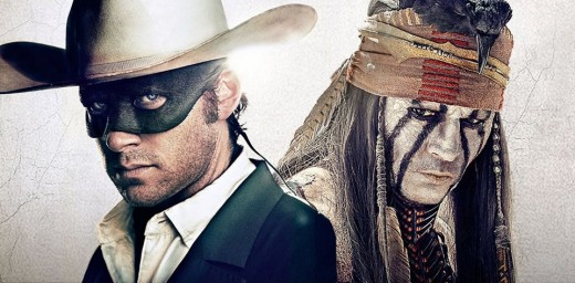 The Lone Ranger (Armie Hammer) and Tonto (Johnny Depp) will ride on the big screen July 3, 2013. It was a long road traveled to bring back the Masked Man and his Indian companion.