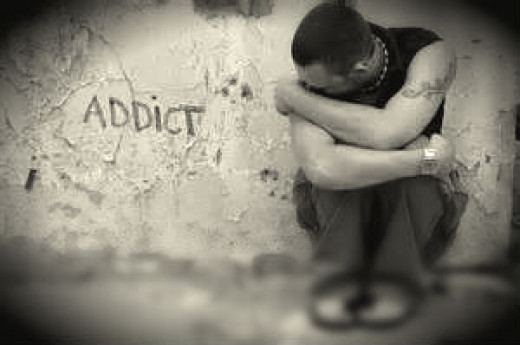 Addicts need the help of loved ones in order to succeed