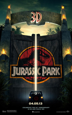 Ka-Tet's Movie Review: Jurassic Park 3D