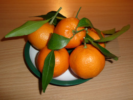 Use orange peels to clean and deodorize your garbage disposal