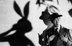 Jimmy Stewart, Please Get This Giant Rabbit Off My Back