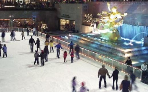 The Rink - Rockefeller Center