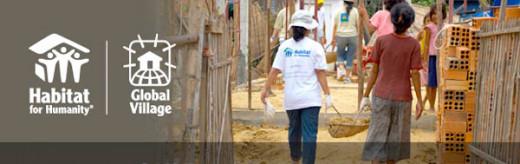 International Volunteering at Habitat for Humanity