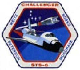 STS-6 the First Challenger Mission
