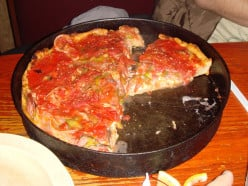 Have You Ever Had A Chicago Deep Dish Pizza