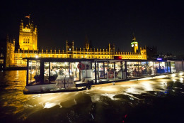 Night Cruise on the Thames