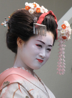 Pictures of a Geisha