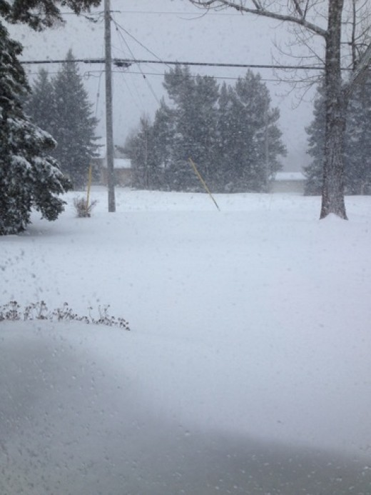 Thunder Bay, April, 19, 2013