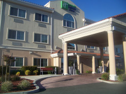Holiday Inn Express Review - in Oroville, California