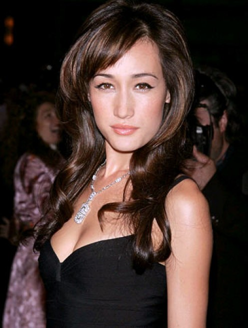 Maggie Q Scandal with pictures