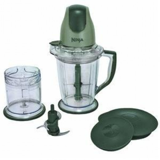 Can be used for smoothies as well as a food processor so you get two for the price of one!