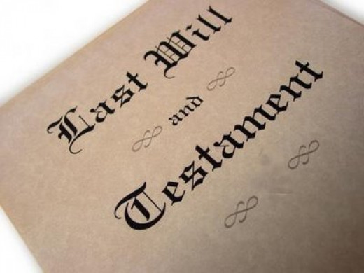 You can't afford the consequences of not having a Last Will.