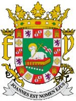 Puerto Rico Official Coat of Arms
