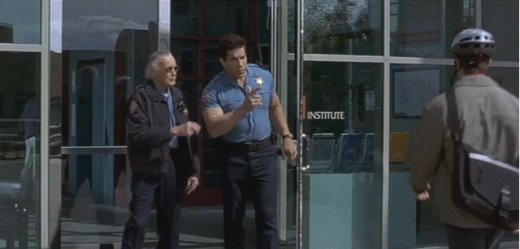 Stan Lee and Lou Ferrigno Cameo in Hulk