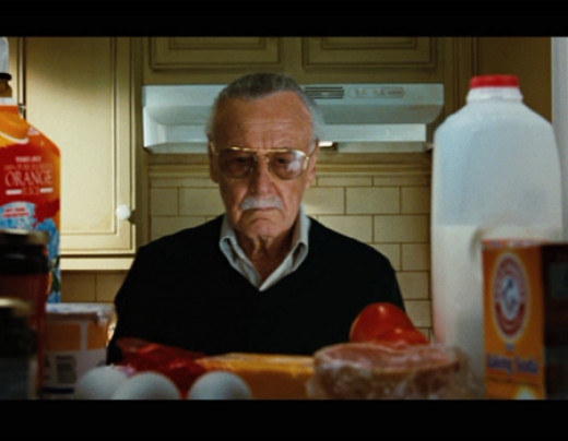 Stan Lee Cameo in Incredible Hulk