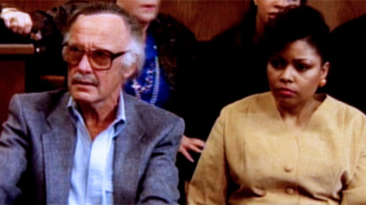Stan Lee Cameo in Trail Of The Incredible Hulk