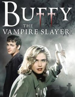 Buffy: The Vampire Slayer (1992) - The teenage girl, The chosen one, The slayer vs Lothos.