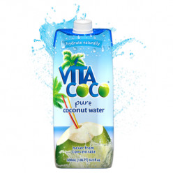 Pure Coconut Water - A Natural Electrolyte Replacement Sports Drink
