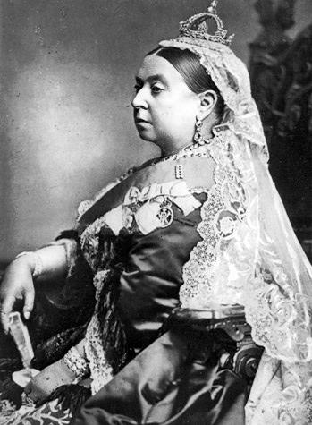QUEEN VICTORIA, 1887