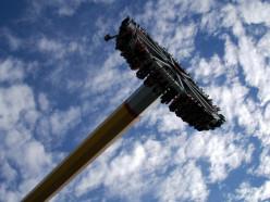 Do amusement park rides scare you?