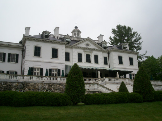 Edith Wharton's sweeping estate in Lenox, Massachusetts is open for tours, allowing readers to see how she lived and where she wrote.