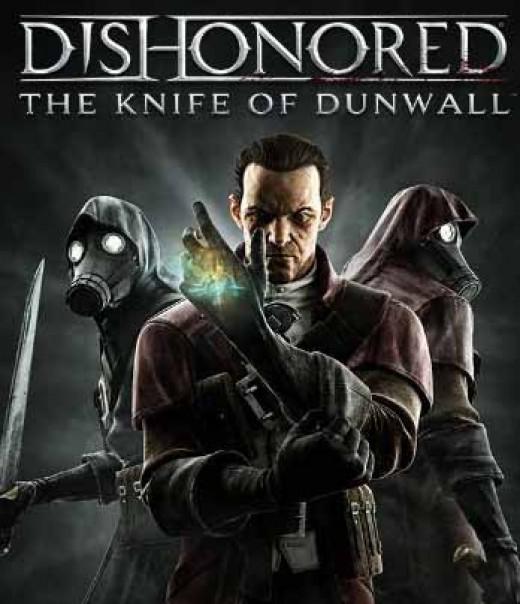 Dishonored Knife of Dunwall Walkthrough begins