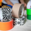 Use of Duct Tapes in Artistic Creative Works