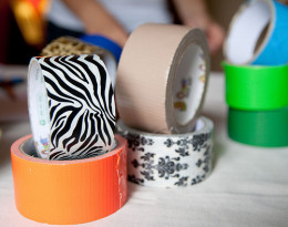 Colorful Duct Tapes