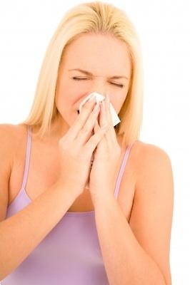 A sneeze
