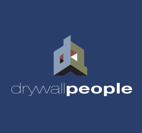 Drywall People Logo by New Design Group