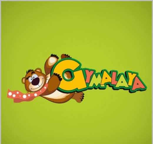 Gymalaya Logo by New Design Group