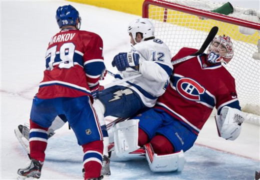 It's been a rough finish for Carey Price and the Montreal Canadiens