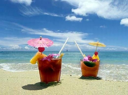 Hawaiian Mai Tai