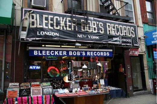 Bleecker Bob's in the Village, R.I.P.