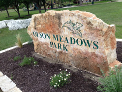 Olson Meadows Park in Cedar Park Texas Hike, Jog, Bike Trails Along the Williamson County Regional Trail