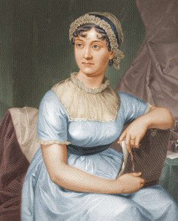 Jane Austen's six novels have inspired many film adaptations.