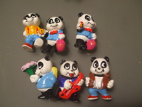 Ferrero Panda figurines sold for $5.99